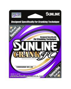 Sunline Crank FC Fluorocarbon 660yd