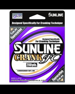 Sunline Crank FC Fluorocarbon 200yd