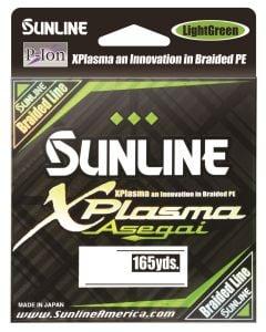 Sunline Xplasma Asegai Braided Line 165yd