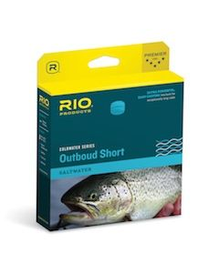 Rio OutBound Short Coldwater Saltwater Fly Line