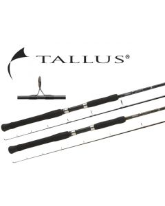 "Shimano Tallus 7'2"" Medium-Heavy Blue Water Spinning Rod-Blue"