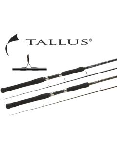 "Shimano Tallus 7'2"" Medium Blue Water Spinning Rod-Blue"