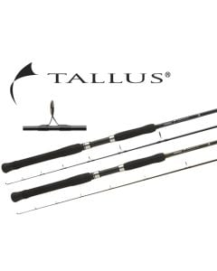 "Shimano Tallus 7'2"" Heavy Blue Water Spinning Rod-Blue"