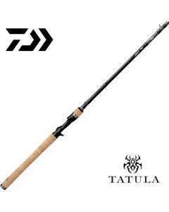 "Daiwa Tatula 7'4"" Heavy Glass Spinnerbait/Bladed Jig Casting Rod   TTU741HRB-G"