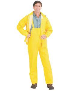 TeXPort industrial Rainsuit Bibbed Yellow