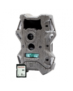 Wildgame Cloak Pro 12 Lightsout Trail Camera w/ Batteries and SD Card   KP12B8-T27