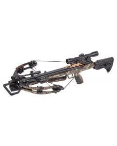 Crosman Centerpoint Mercenary Whisper 390 Camo Crossbow | AXCMW185CK