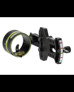 "HHA Optimizer Lite XL 2"" .019"" Single Pin Left Hand Bow Sight | XL-5019LH"