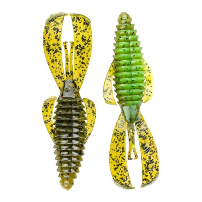 """Details about  /Strike King Rage Tail California Craw Structure Bug 4/"""""""