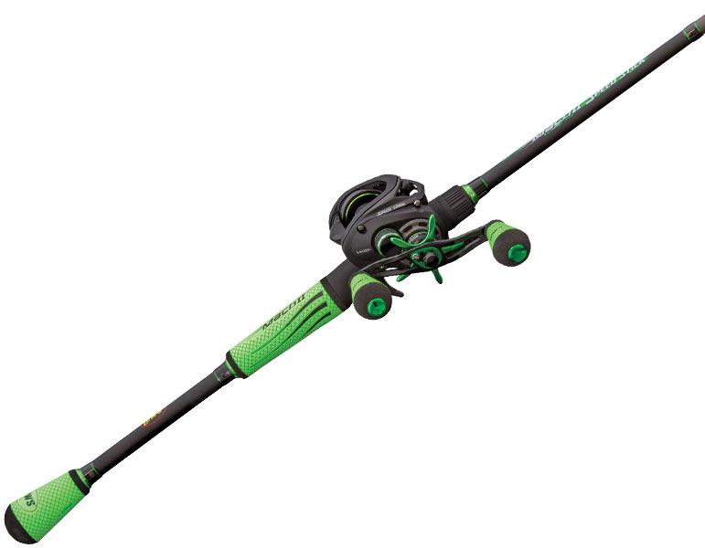 Lews MH2SH Mach II Speed Spool Baitcasting 7.5:1 Fishing Reel