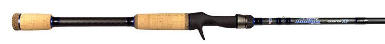 Champion XP Split Grip Casting Rod