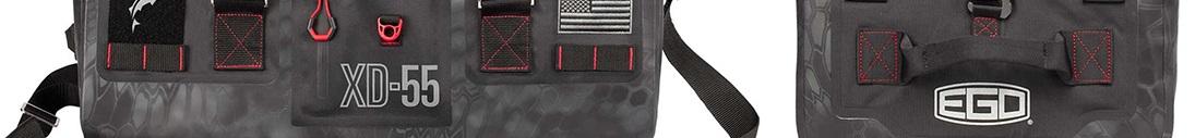 EGO 55L Tactical Dry Gear Bag | 75041