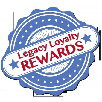 LEGACY LOYALTY REWARDS